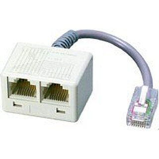BTR UAE-Adapter 130606 48 01 01-E 8-2xWE8-0,1M