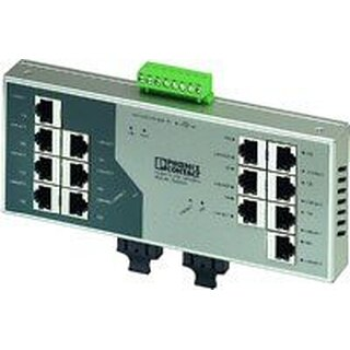 Phoenix Contact Ethernet Switch FL SWITCH SF 14TX/2FX